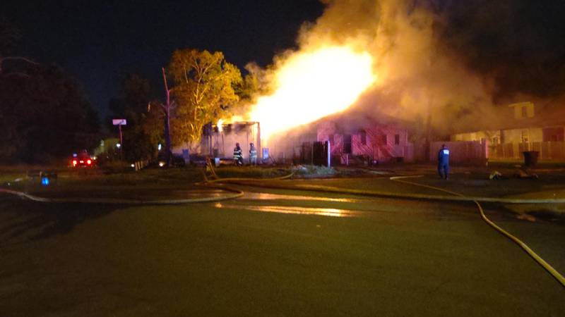 Shreveport fire investigators are working to learn the cause of a fire at a vacant home on...