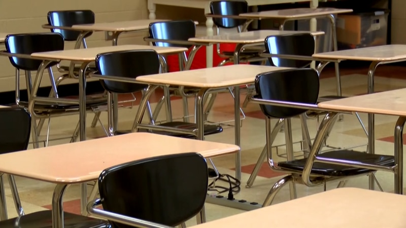 The Charleston County School District is planning out a number of options as the uncertainty...
