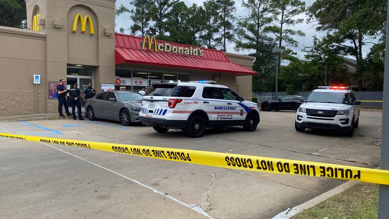 A woman was reportedly injured in an accidental shooting on Bert Kouns Industrial Loop on...