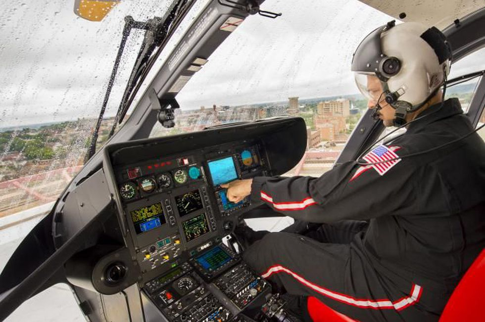 Shreveport-based Metro Aviation celebrated its 35th anniversary Oct. 16. (Source: Metro Aviation)