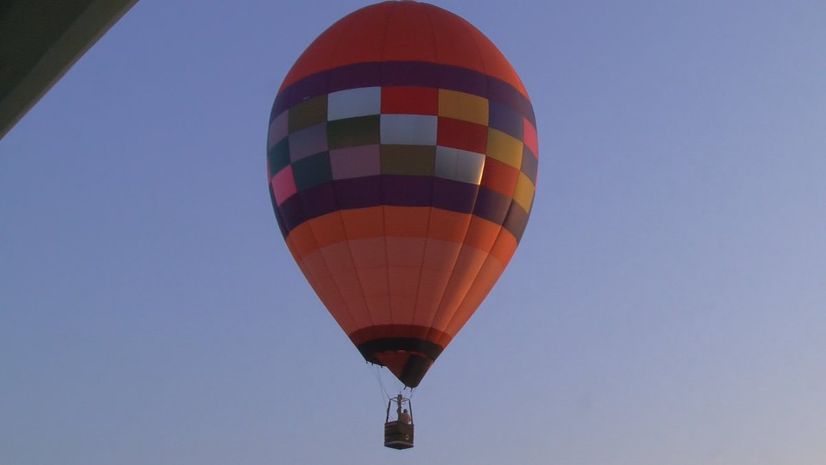 Red River Balloon Rally
