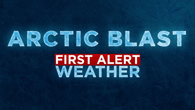 Crews are getting ready for the Arctic air expected to hit the ArkLaTex region during the...
