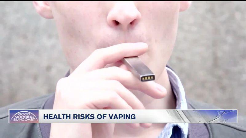 Vaping reaches epidemic level among teens