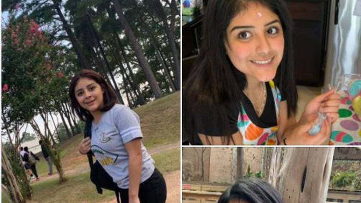 Fifteen-year-old Makayla Sanchez was reported missing on Saturday. (Source: Longview Police...
