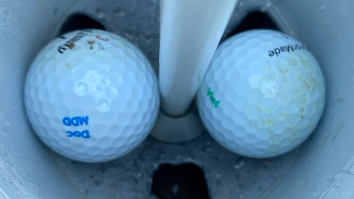 Vincent D'Alise and his father Mark sink back-to-back hole in ones at Lubbock Country Club...