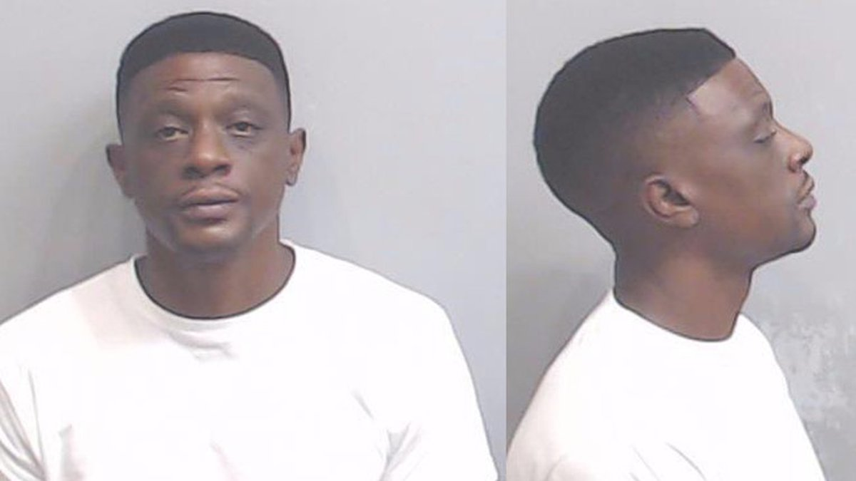 Torence Hatch, aka Lil Boosie, was booked into the Fulton County Jail for charges stemming from...
