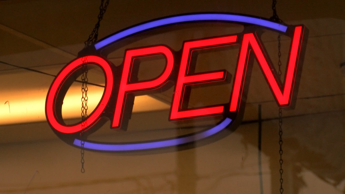 Here's a list of what's open in New Orleans and the surrounding areas.