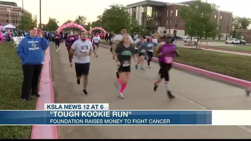 Tough Kookie Foundation raises money to fight cancer