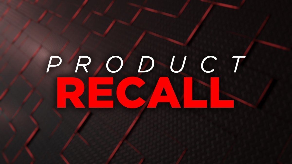 Product recall (Source: WAFB)