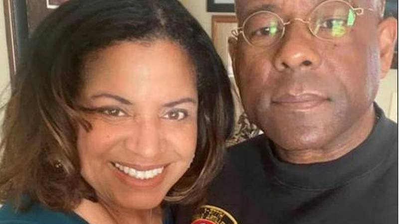 Pictured are Dr. Angela West and Lt. Col. Allen West (U.S. Army retired) (Source: Allen West...