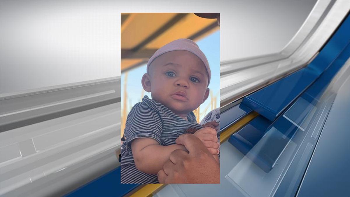 Joshua Black, 10-month-old