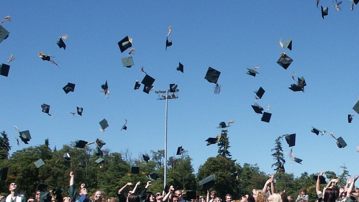 Horry County high school seniors now have two options to choose from for an in-person graduation.