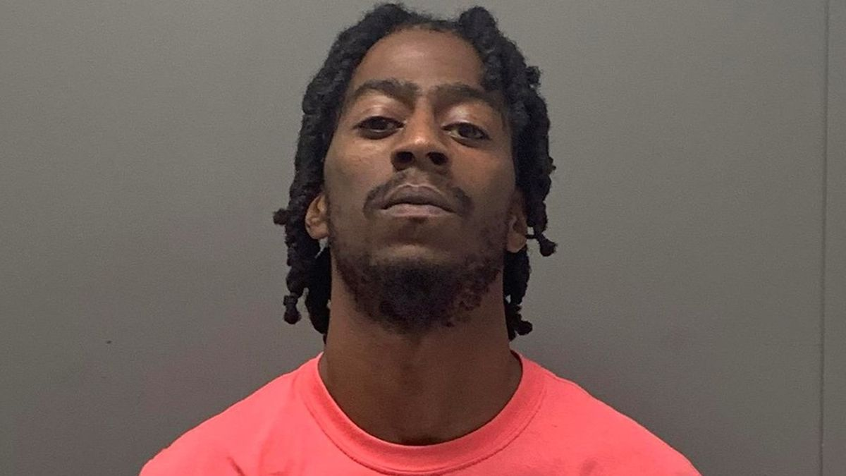 BOOKED: Ladarrious Ignont, 27, of Monroe, was booked into the Lincoln Parish Detention Center...