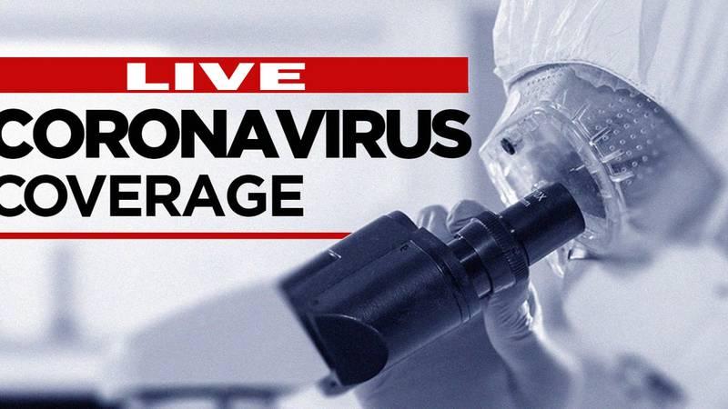 Live COVID-19 coverage
