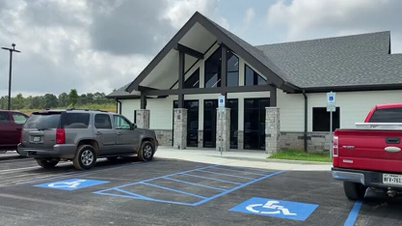 New Marshall Animal Care and Adoption Center