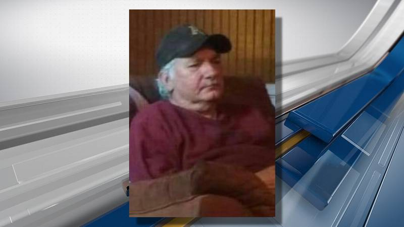 Ralph Schultz, 71, went missing from his Shreveport home on Saturday, May 29.