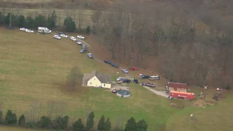 Three people were aboard a plane when it crashed in southern Indiana on Friday morning. Several...