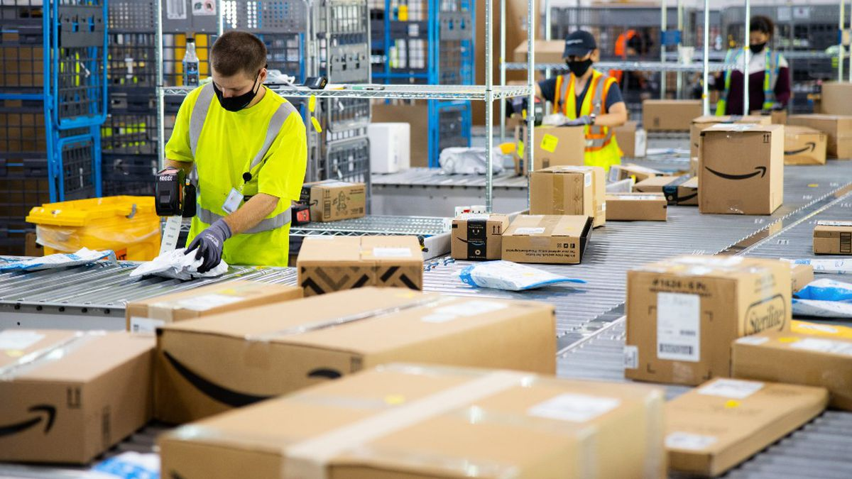Amazon plans to open a new fulfillment center and two new delivery stations in the Charlotte...