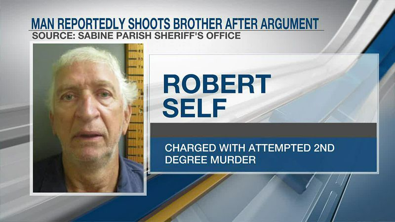 Man accused of shooting brother over argument about tractor