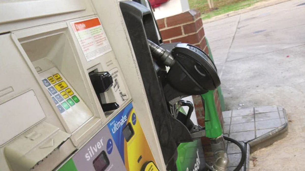 Gas pump (FILE)