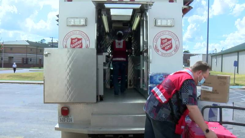 WEBXTRA: Salvation Army