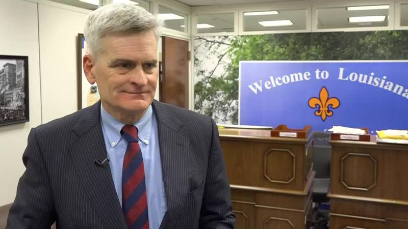 The 80 immigrants were from Haiti, according to a news release from Sen. Cassidy's office. The...