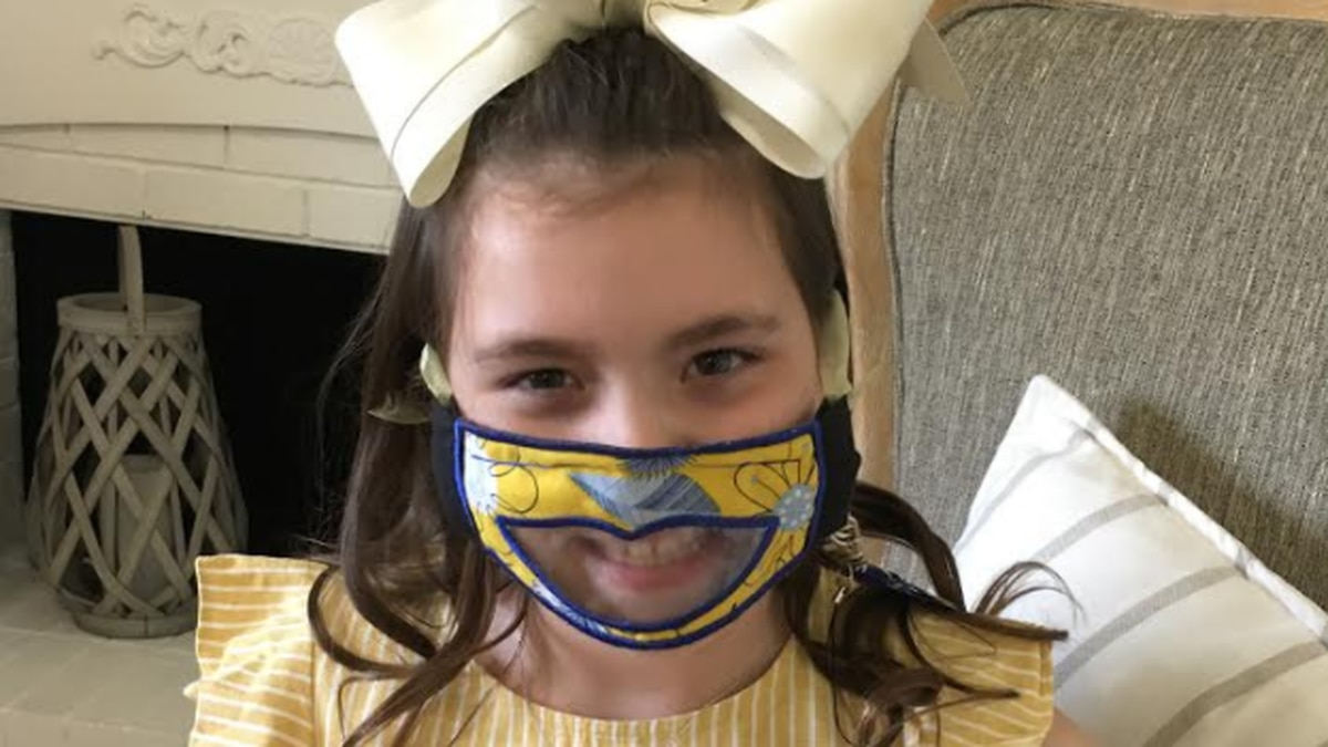 9-year-old Baleigh Berry