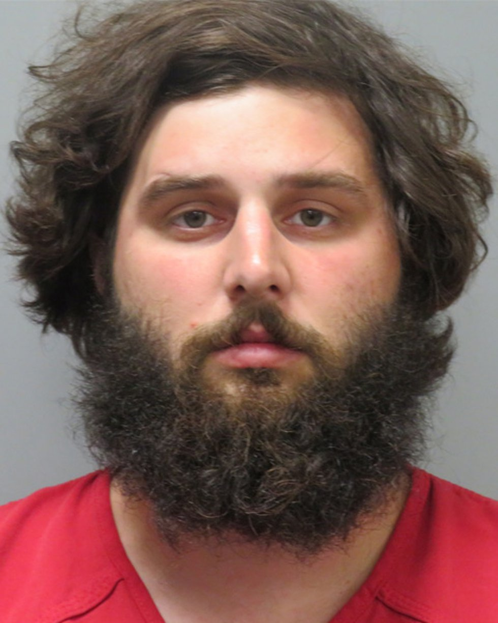 """Jake Guidry, 26, claimed to deputies to have hit 11-month-old Zabria Guidry """"too hard""""."""