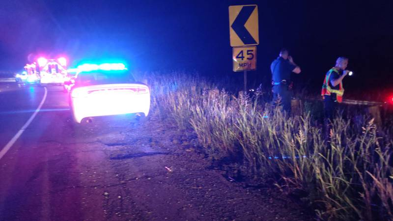Motorcyclist leads LSP on chase down I-220.