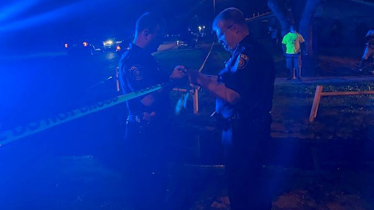 A male was found shot dead in a field at East 11th Street at California Street in Texarkana,...