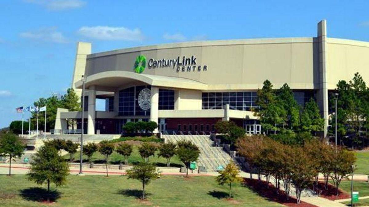 CenturyLink Center in Bossier City