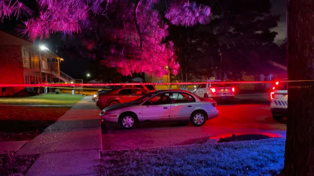 Image from the scene at Northside Villa Apartments.