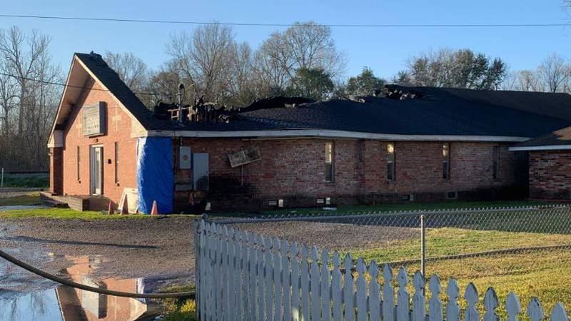 The St. John Fire Department responded to the Greater Morning Star Baptist Church, located in...