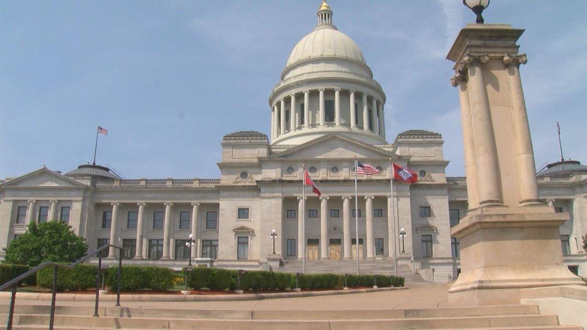 Arkansas State Capitol (Source: KAIT-TV)