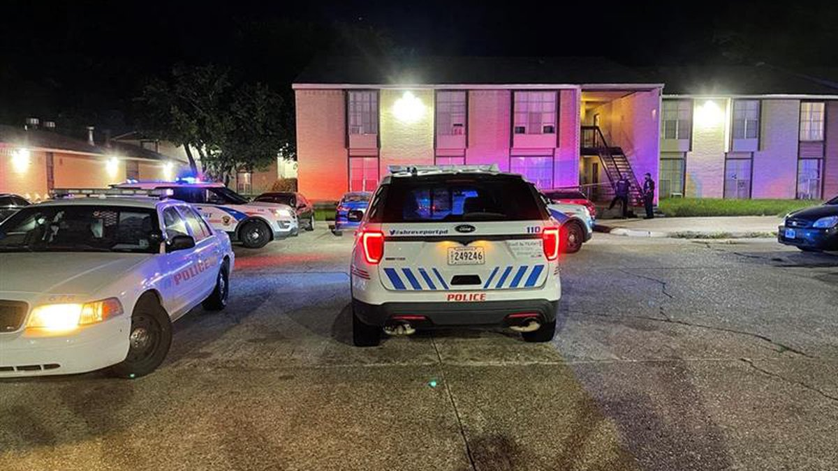 SPD responded to a shooting at Northwood II Apartments
