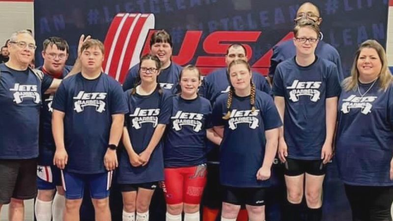 Jets Barbell Powerlifting Team