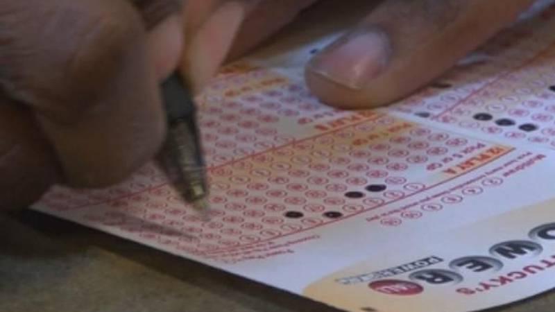 Winning numbers for $1.5 billion Powerball jackpot drawn