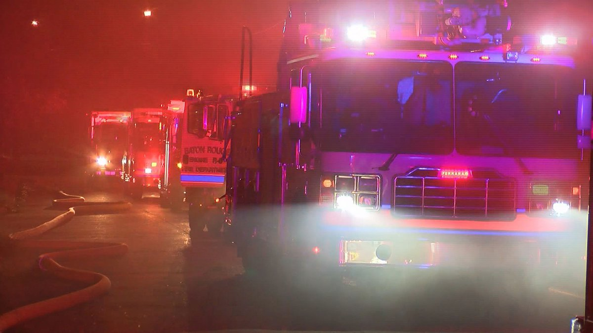 Baton Rouge Fire Department