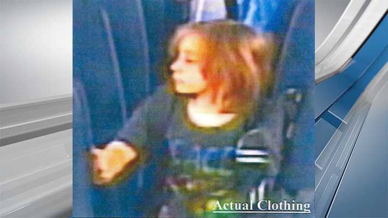 Faye Marie Swetlik, 6, has strawberry blonde hair and blue eyes. She is 3-foot-10-inches tall...