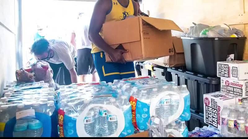 SAU sends help for Hurricane Ida victims