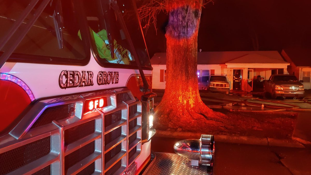 A person is recovering following a fire on the morning of Wednesday, March 3.