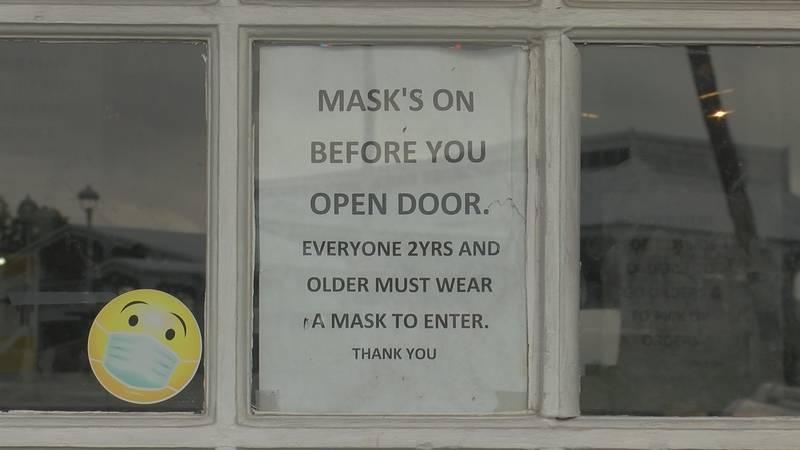 Mask mandate