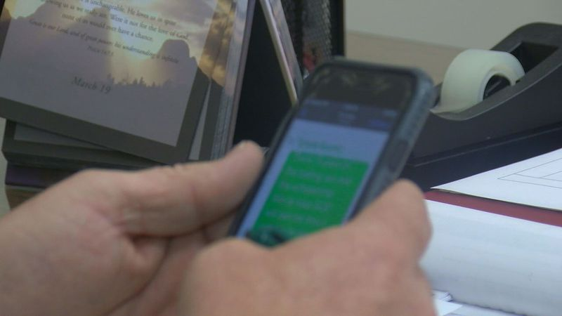 One city official is speaking out after text messages between and him and another official are...