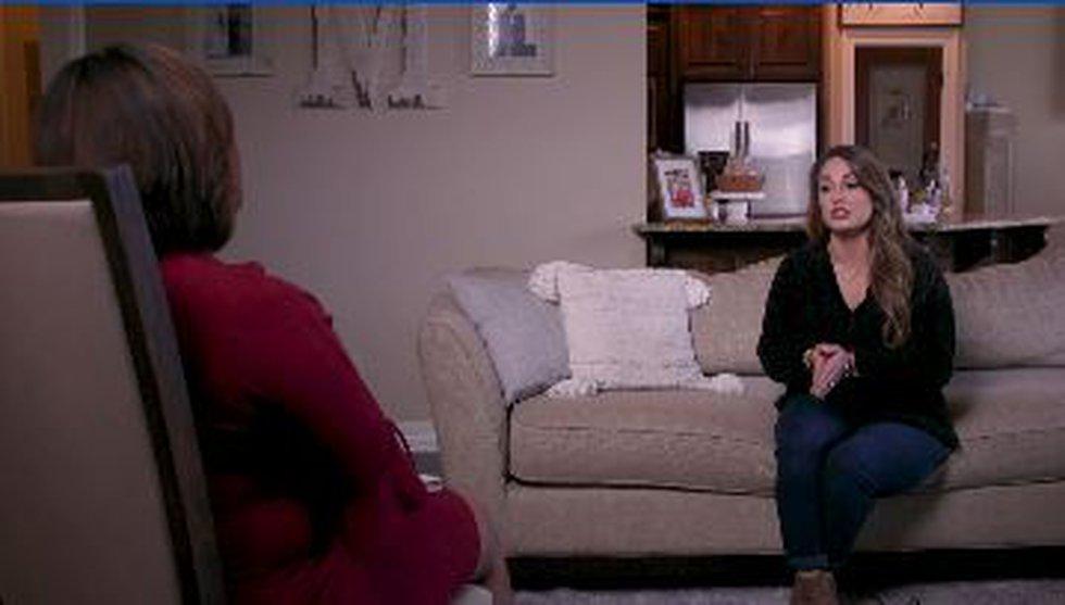 Samantha Mattison McGee interviews with KSLA Anchor Domonique Benn