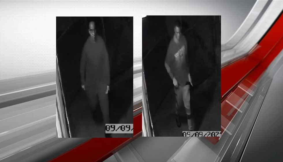 These men are wanted in connection with an armed home invasion on Blom Boulevard that happened...