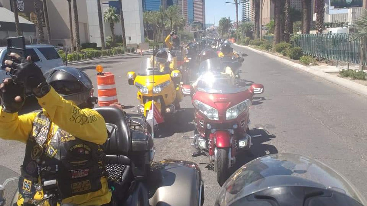 National Ride for Justice - 2020
