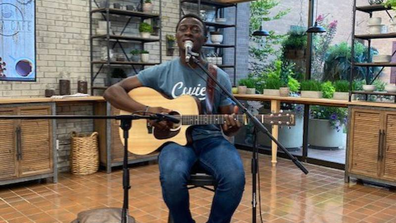 Summer Sizzle featured musician - Covie