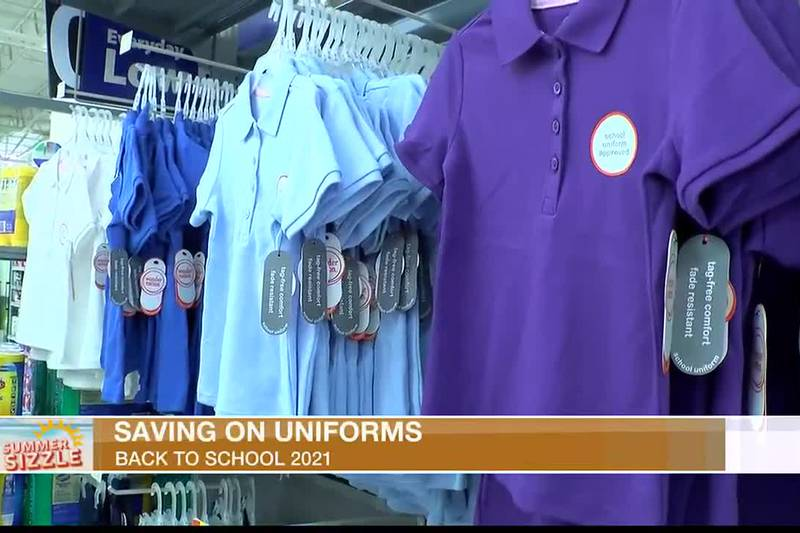 Where to find cheap school uniforms