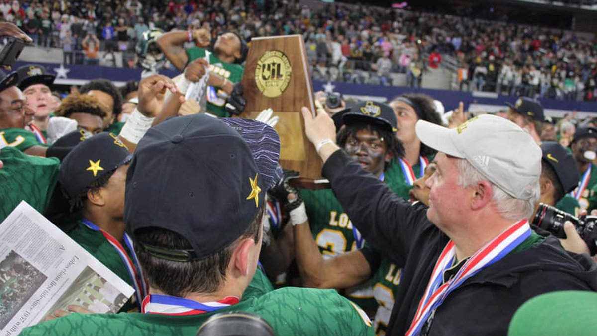 A parade in honor of the Longview Lobos' recent state championship victory is scheduled for...