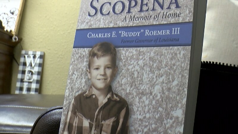 A few years ago, Buddy Roemer wrote the book, 'Scopena: A Memoir of Home'. It chronicles...